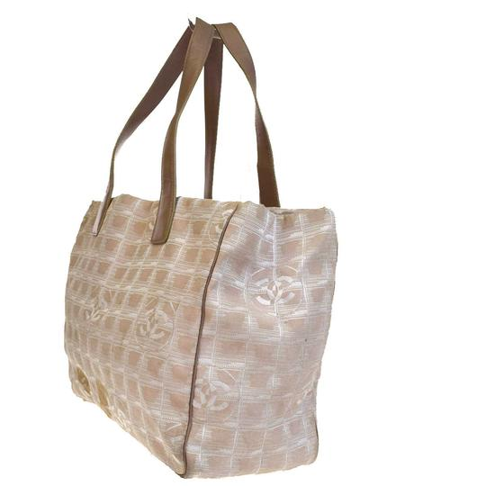 Chanel Made In Italy Tote in Beige Image 1