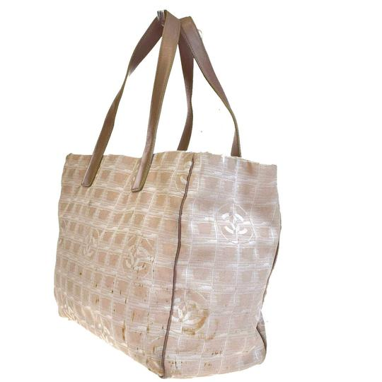 Chanel Made In Italy Tote in Beige Image 2