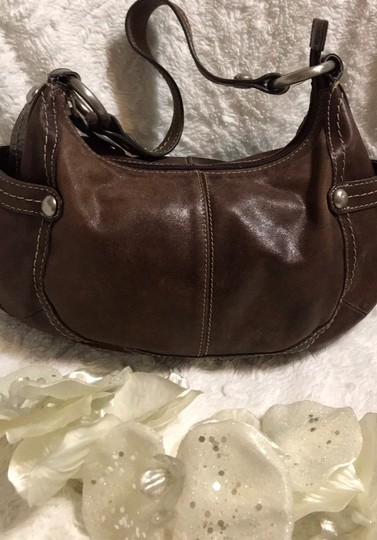 Fossil Satchel in brown Image 1