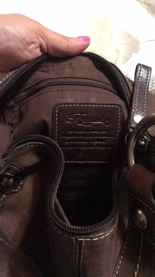 Fossil Satchel in brown Image 5