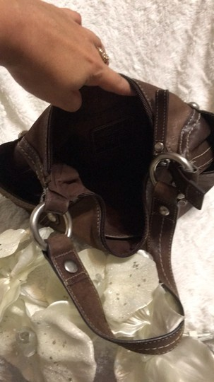 Fossil Satchel in brown Image 6