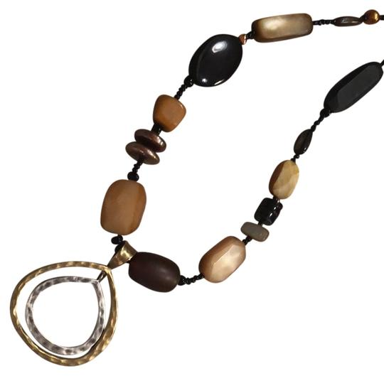 Preload https://img-static.tradesy.com/item/25719190/silpada-silver-brass-and-brown-n1786-necklace-0-1-540-540.jpg