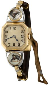 IWC 1939 IWC Most Likely for Tiffany & Co. Vintage Ladies Equestrian Horse