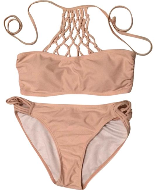 Preload https://img-static.tradesy.com/item/25719275/charlotte-russe-peach-apricot-bathing-suit-bikini-set-size-10-m-0-2-650-650.jpg