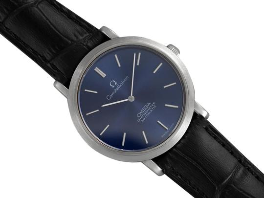 Preload https://img-static.tradesy.com/item/25719278/omega-royal-blue-1968-constellation-mens-chronometer-stainless-watch-0-1-540-540.jpg