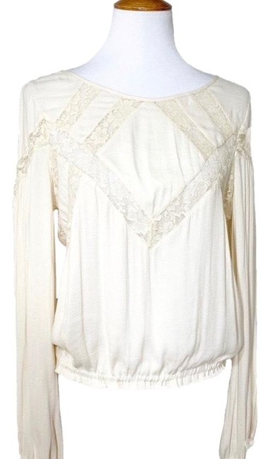 Preload https://img-static.tradesy.com/item/25719330/free-people-ivory-cream-lace-peasant-blouse-size-10-m-0-1-650-650.jpg
