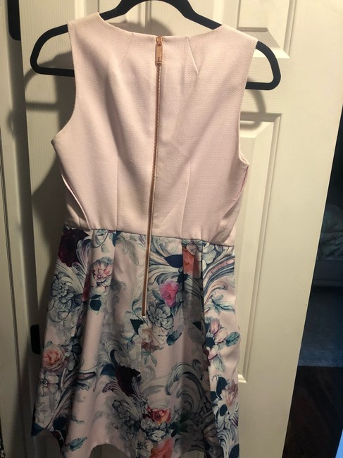 Ted Baker short dress pink on Tradesy Image 1