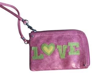 Fossil Candy Icon Wristlet