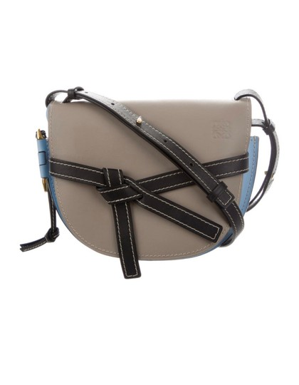 Preload https://img-static.tradesy.com/item/25719990/loewe-taupe-and-pale-blue-soft-leather-cross-body-bag-0-1-540-540.jpg