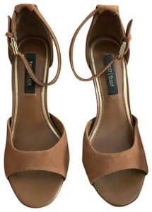 da409d3f47977 White House | Black Market brown suede sandals Sandals