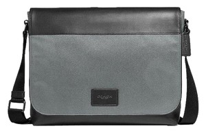 Coach Sale New With Tags GREY / BLACK Messenger Bag