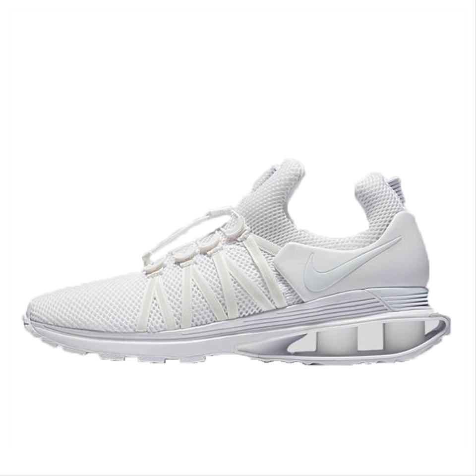 official photos a22cc a1d4c Nike White Nwob Women's Shox Gravity Triple Aq8554 Sneakers Size US 8  Regular (M, B) 39% off retail