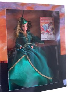 Barbie Barbie Scarlett O'Hara from Gone With The Wind