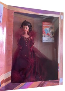 Barbie Barbie as Scarlet O'Hara from Gone With The Wind