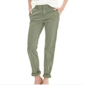 Anthropologie Relaxed Pants Green