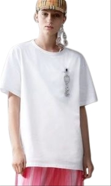 Burberry T Shirt optic white Image 1
