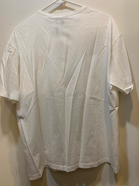 Burberry T Shirt optic white Image 10