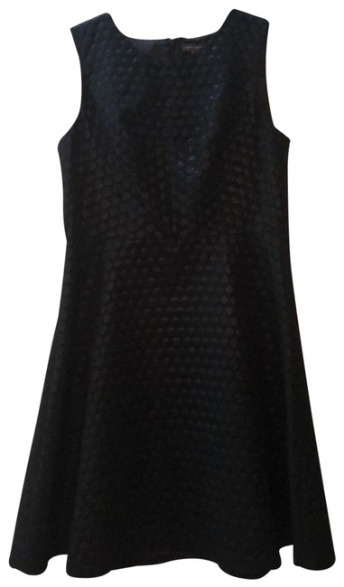 Item - Black Mid-length Night Out Dress Size 14 (L)