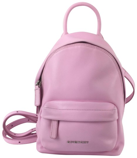 Preload https://img-static.tradesy.com/item/25721664/givenchy-classic-pink-leather-backpack-0-1-540-540.jpg