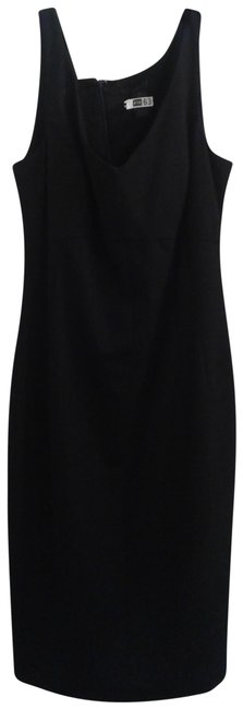 Preload https://img-static.tradesy.com/item/25721992/the-limited-black-stretch-sleeveless-short-cocktail-dress-size-10-m-0-1-650-650.jpg