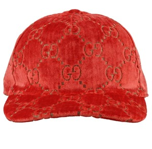 Gucci Ct new Gucci GG VELVET Baseball Cap medium