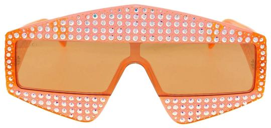 Preload https://img-static.tradesy.com/item/25722246/gucci-orange-crystal-hollywood-forever-0357-unisex-mirrored-gg0357s-sunglasses-0-1-540-540.jpg