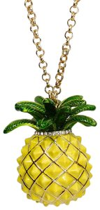Kate Spade Kate Spade Pineapple Pendant Necklace NWT