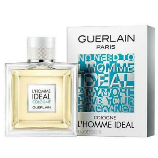 Guerlain COLOGNE L'HOMME IDEAL BY GUERLAIN-EDT-1.6 OZ-50 ML-FRANCE Image 1