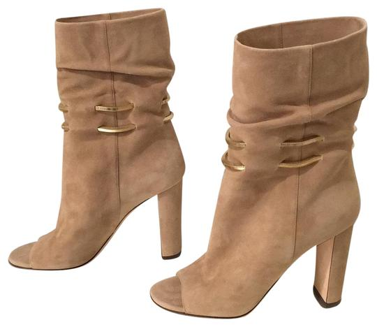 Jimmy Choo beige suede Boots Image 0