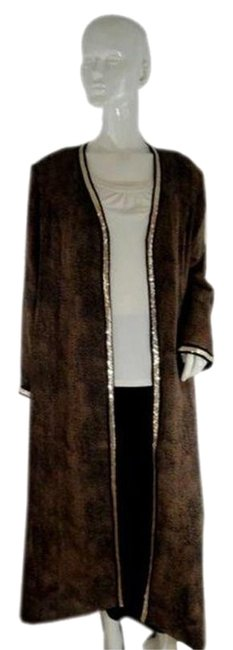 Tally Taylor Black, Brown Jacket Image 0