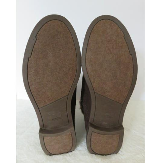 TOMS Brown Pink Boots Image 5