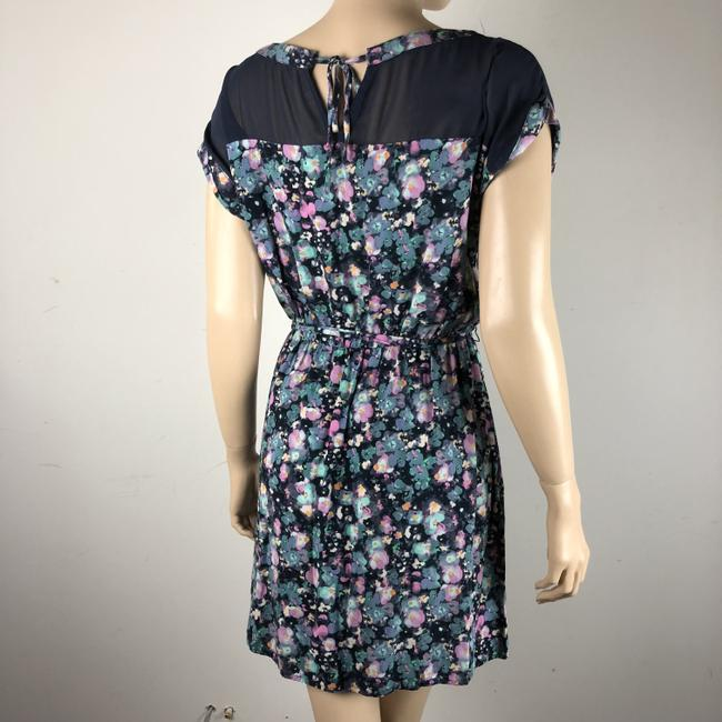 LC Lauren Conrad short dress Multi Floral Belted on Tradesy Image 6