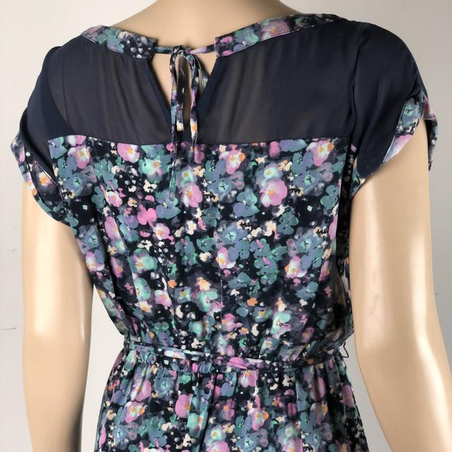 LC Lauren Conrad short dress Multi Floral Belted on Tradesy Image 7