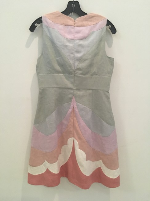 Valentino short dress Pastel multi Couture Linen on Tradesy Image 1