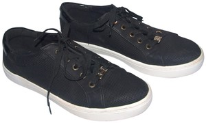 Liz Claiborne Fashion Sneakers Sneakers Designer Sneakers Warwick Sneakers Black Athletic