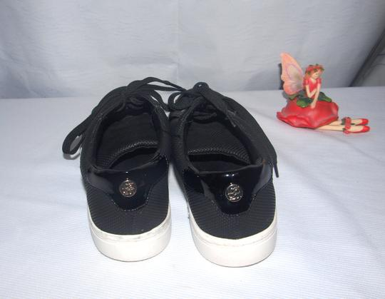 Liz Claiborne Fashion Sneakers Sneakers Designer Sneakers Warwick Sneakers Black Athletic Image 1