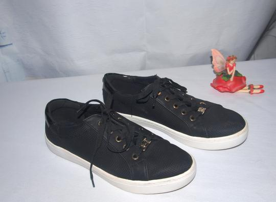 Liz Claiborne Fashion Sneakers Sneakers Designer Sneakers Warwick Sneakers Black Athletic Image 2