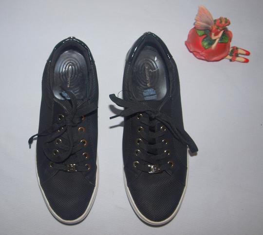 Liz Claiborne Fashion Sneakers Sneakers Designer Sneakers Warwick Sneakers Black Athletic Image 3
