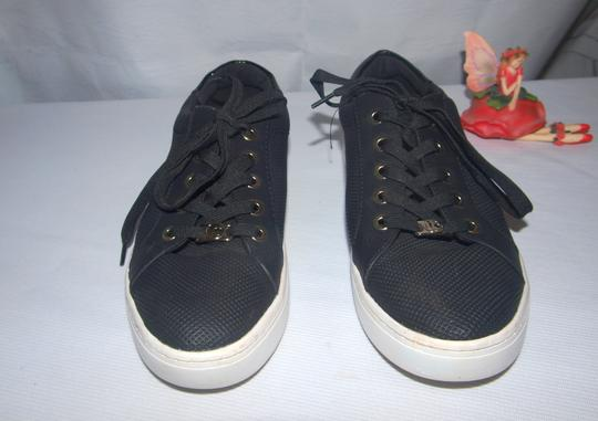 Liz Claiborne Fashion Sneakers Sneakers Designer Sneakers Warwick Sneakers Black Athletic Image 4