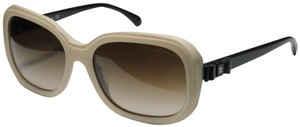 Chanel Chanel CH5280Q c.528/S5 Squared Buterfly Sunglasses 58mm