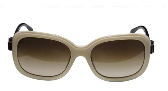 Chanel Chanel CH5280Q c.528/S5 Squared Buterfly Sunglasses 58mm Image 1