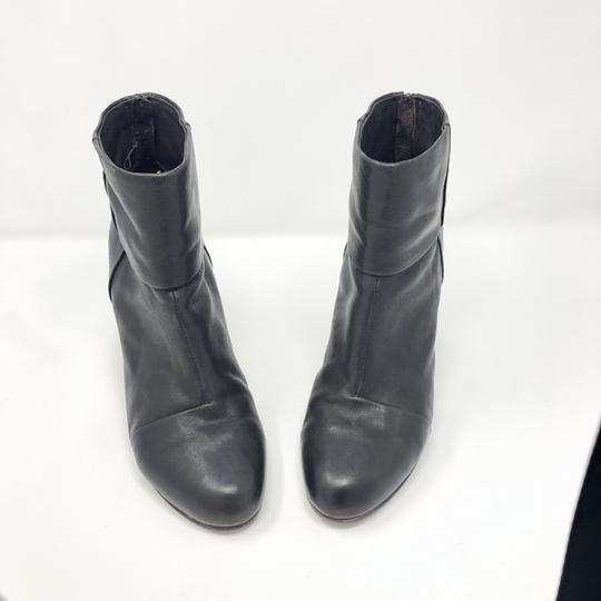Rag & Bone Leather Ankle Brown Boots Image 1