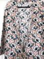Orla Kiely Seventies Floral Pastel Boilersuit Graphic Dress Image 4