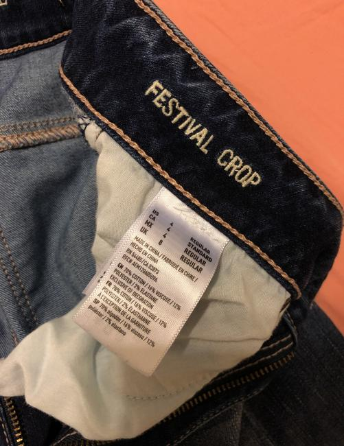 American Eagle Outfitters Trouser/Wide Leg Jeans-Medium Wash Image 5