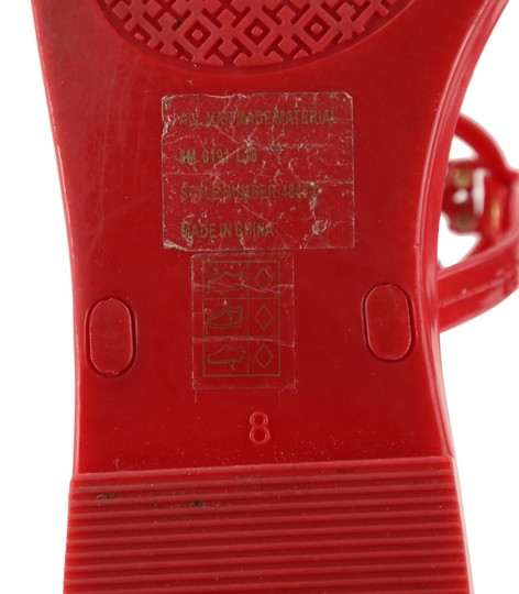 Tory Burch Red Sandals Image 10