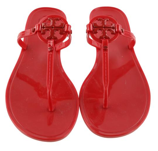 Tory Burch Red Sandals Image 5