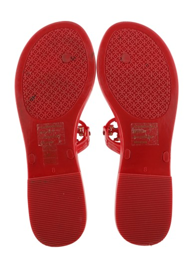 Tory Burch Red Sandals Image 9