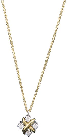Preload https://img-static.tradesy.com/item/25723031/tiffany-and-co-yellow-gold-diamond-lynn-pendant-necklace-0-1-540-540.jpg