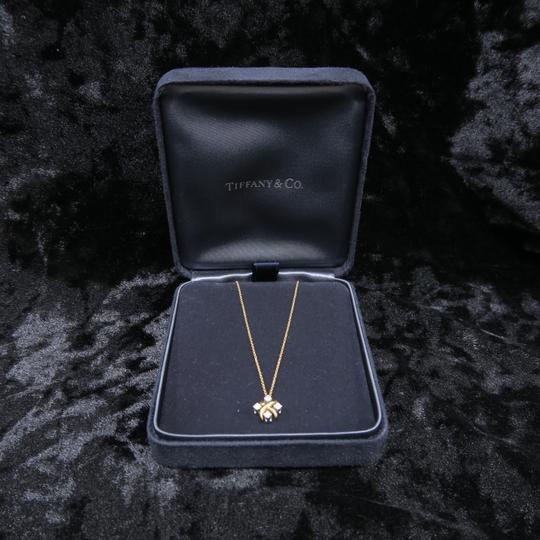 Tiffany & Co. Tiffany & Co. Yellow Gold Diamond Lynn Pendant Necklace Image 2