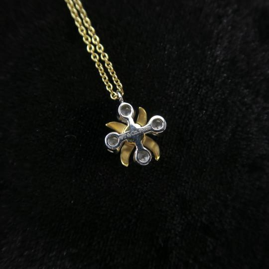 Tiffany & Co. Tiffany & Co. Yellow Gold Diamond Lynn Pendant Necklace Image 3